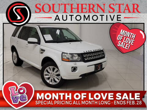 2013 Land Rover LR2 for sale at Southern Star Automotive, Inc. in Duluth GA