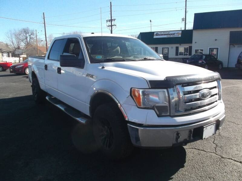 2010 Ford F-150 for sale at Dan's Auto Sales in Grand Junction CO