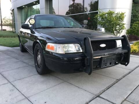 2010 Ford Crown Victoria for sale at Top Motors in San Jose CA