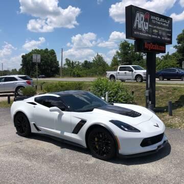 2017 Chevrolet Corvette for sale at Auto Remarketing Group in Ocala FL