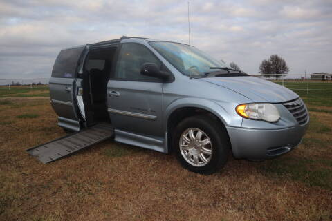 2005 Chrysler Town and Country for sale at Liberty Truck Sales in Mounds OK