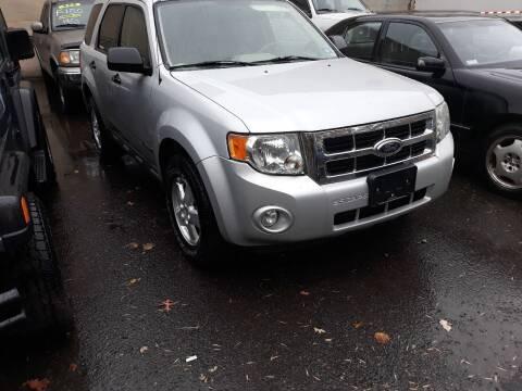 2008 Ford Escape for sale at Inter Car Inc in Hillside NJ