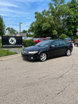 2007 Acura TL for sale at Station 45 Auto Sales Inc in Allendale MI