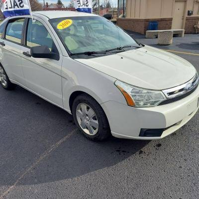 2010 Ford Focus for sale at Jack's Automotive Sales in Lincoln Park MI