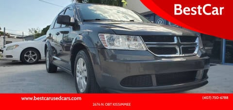 2014 Dodge Journey for sale at BestCar in Kissimmee FL