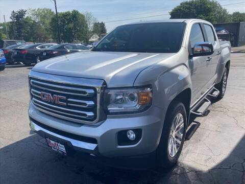 2017 GMC Canyon for sale at HUFF AUTO GROUP in Jackson MI