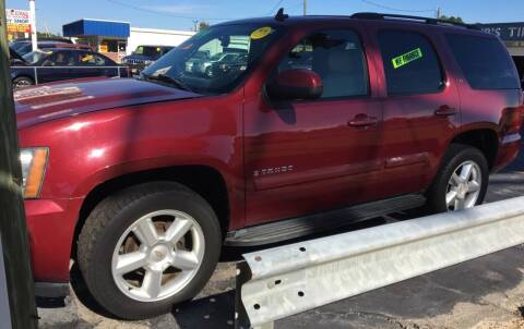 2007 Chevrolet Tahoe for sale at Deckers Auto Sales Inc in Fayetteville NC