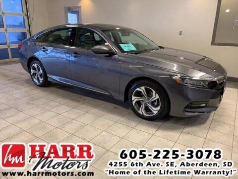 2020 Honda Accord for sale at Harr's Redfield Ford in Redfield SD