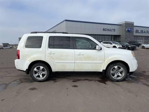2012 Honda Pilot for sale at Schulte Subaru in Sioux Falls SD