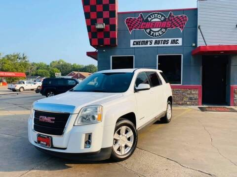 2012 GMC Terrain for sale at Chema's Autos & Tires in Tyler TX