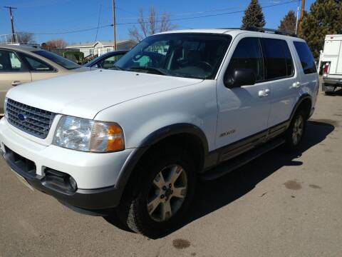 2004 Ford Explorer for sale at Wolf's Auto Inc. in Great Falls MT