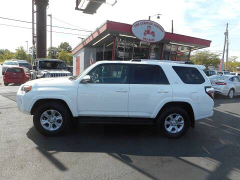 2019 Toyota 4Runner for sale at The Carriage Company in Lancaster OH