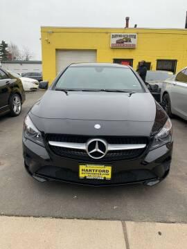 2015 Mercedes-Benz CLA for sale at Hartford Auto Center in Hartford CT