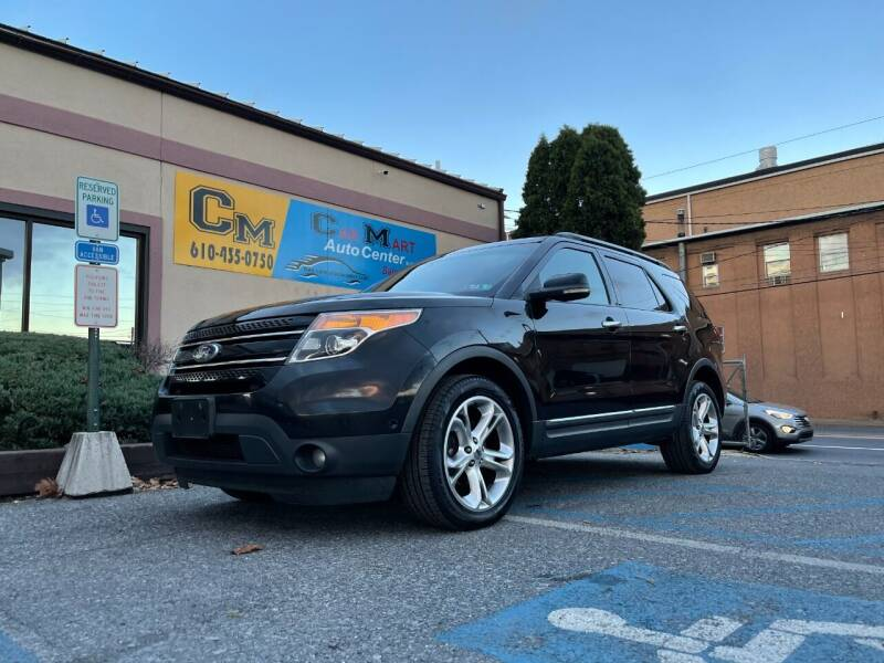 2011 Ford Explorer for sale at Car Mart Auto Center II, LLC in Allentown PA