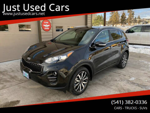 2017 Kia Sportage for sale at Just Used Cars in Bend OR
