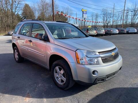 2007 Chevrolet Equinox for sale at GMG AUTO SALES in Scranton PA