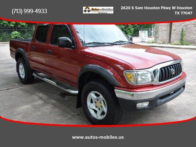 2004 Toyota Tacoma for sale at AUTOS-MOBILES in Houston TX