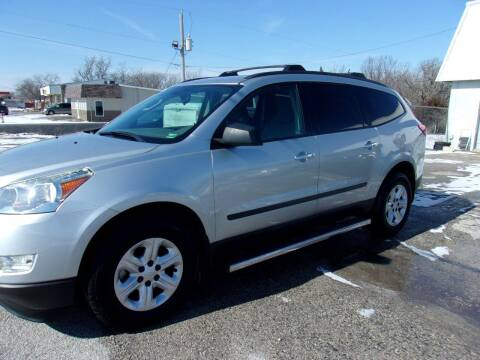 2012 Chevrolet Traverse for sale at HIGHWAY 42 CARS BOATS & MORE in Kaiser MO