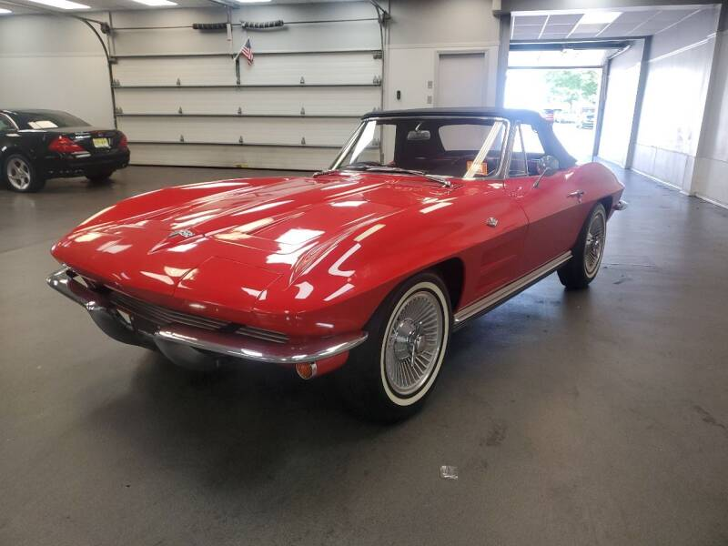 1964 Chevrolet Corvette for sale at Towne Auto Sales in Kearny NJ