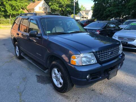 2005 Ford Explorer for sale at Emory Street Auto Sales and Service in Attleboro MA