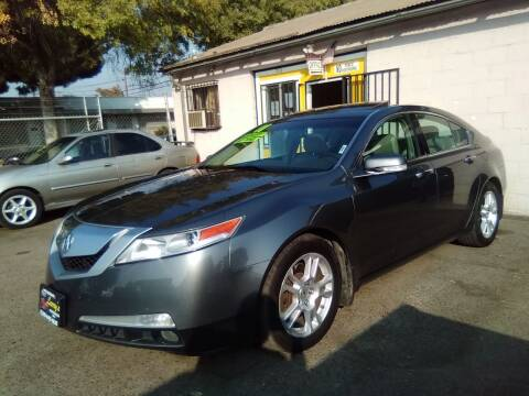 2011 Acura TL for sale at Larry's Auto Sales Inc. in Fresno CA