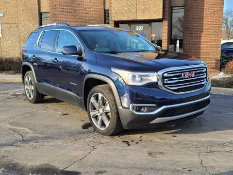 2017 GMC Acadia for sale at Mighty Motors in Adrian MI