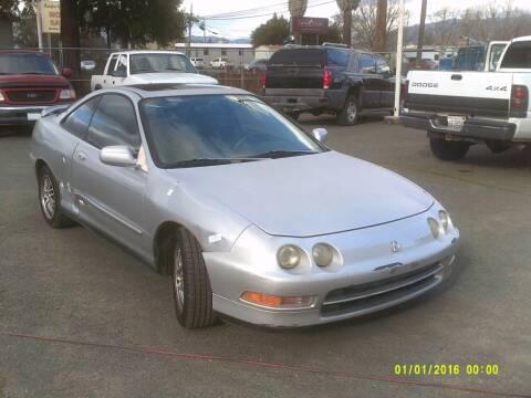1997 Acura Integra for sale at Mendocino Auto Auction in Ukiah CA
