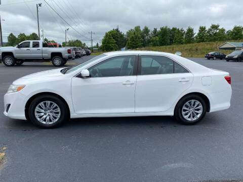 2014 Toyota Camry for sale at Elite Auto Brokers in Lenoir NC