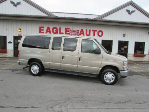 2008 Ford E-Series Wagon for sale at Eagle Auto Center in Seneca Falls NY