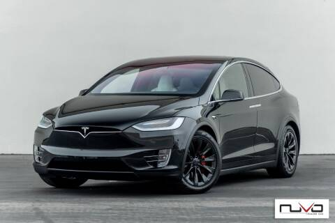 2019 Tesla Model X for sale at Nuvo Trade in Newport Beach CA