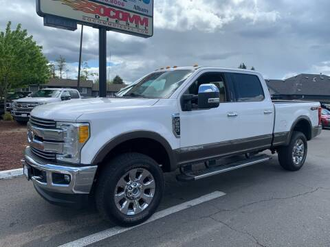 2017 Ford F-250 Super Duty for sale at South Commercial Auto Sales in Salem OR