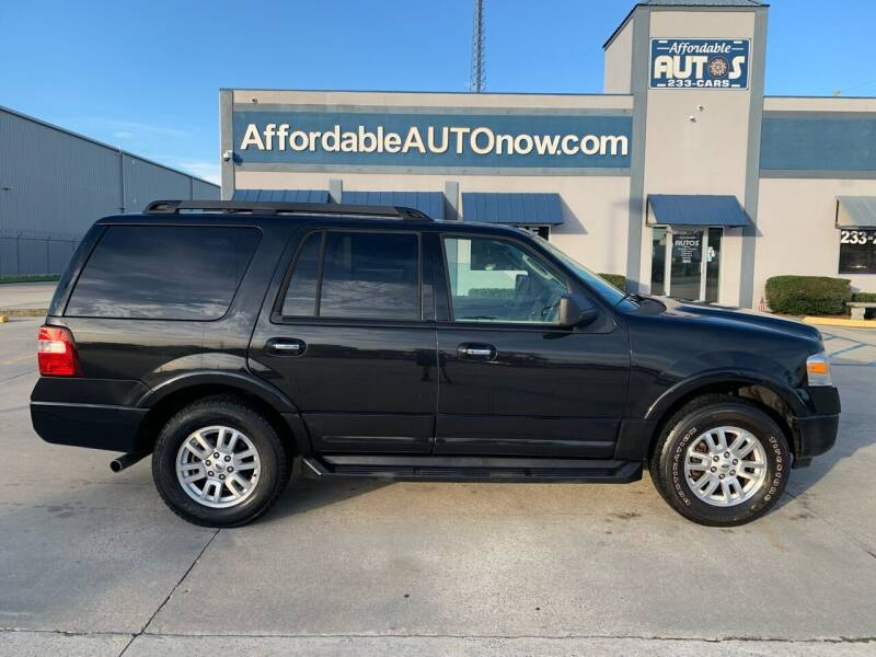 2012 Ford Expedition for sale at Affordable Autos in Houma LA