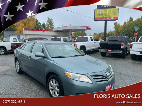 2011 Toyota Camry for sale at FLORIS AUTO SALES in Anchorage AK