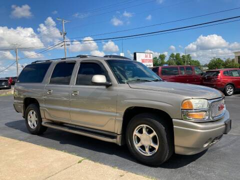2003 GMC Yukon XL for sale at Ace Motors in Saint Charles MO