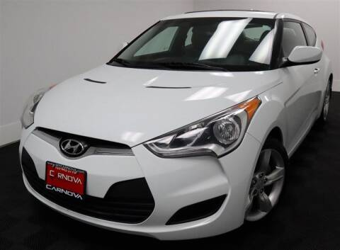 2012 Hyundai Veloster for sale at CarNova in Stafford VA