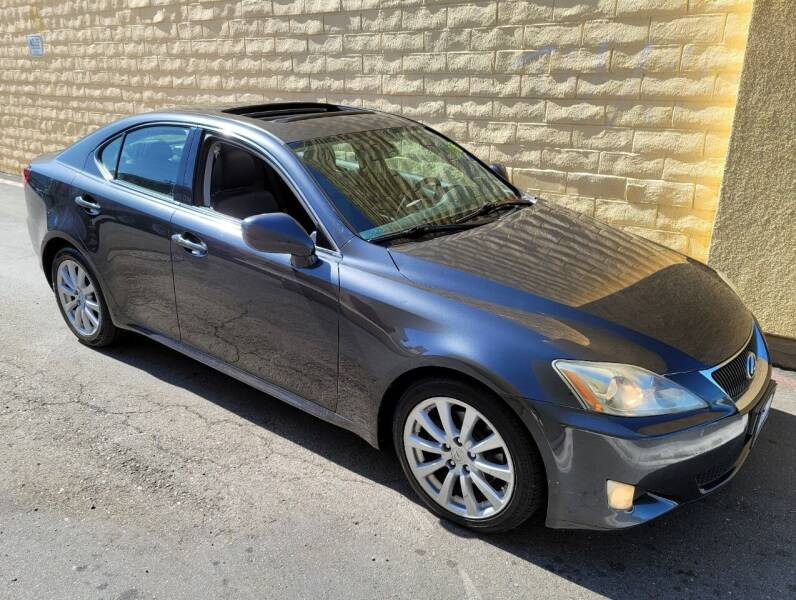 2006 Lexus IS 250 for sale at Cars To Go in Sacramento CA