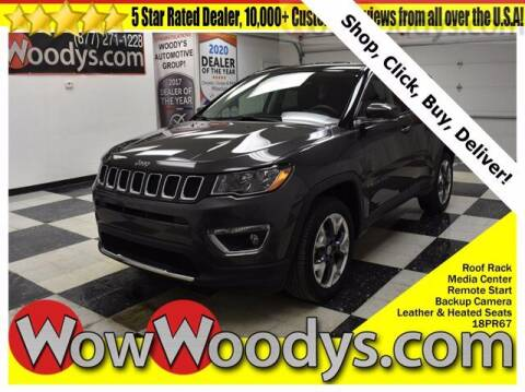 2018 Jeep Compass for sale at WOODY'S AUTOMOTIVE GROUP in Chillicothe MO