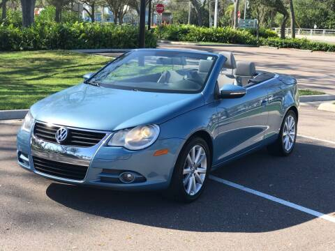 2009 Volkswagen Eos for sale at Orlando Auto Sale in Port Orange FL