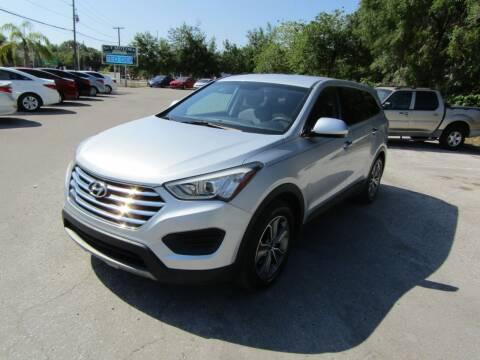 2013 Hyundai Santa Fe for sale at S & T Motors in Hernando FL