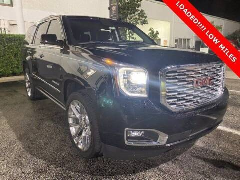 2019 GMC Yukon for sale at JumboAutoGroup.com in Hollywood FL