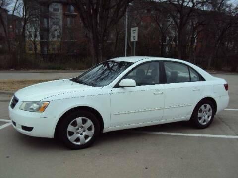 2008 Hyundai Sonata for sale at ACH AutoHaus in Dallas TX