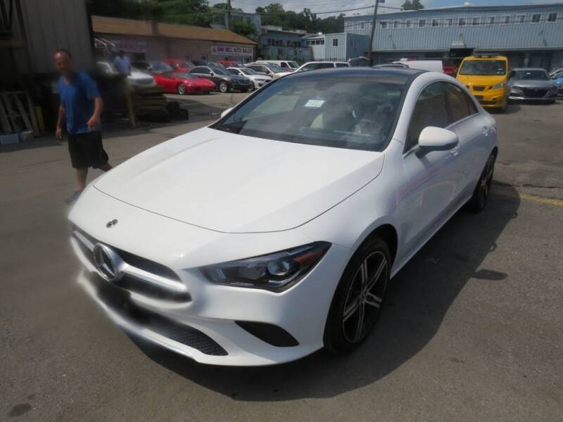 2021 Mercedes-Benz CLA for sale in Yonkers, NY