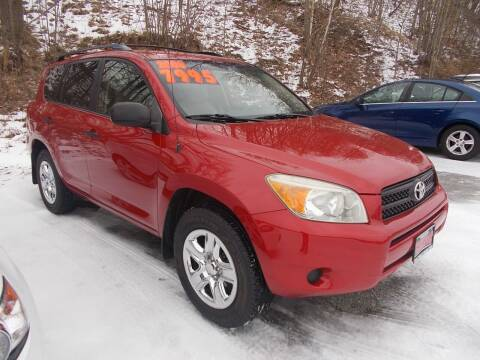 2008 Toyota RAV4 for sale at Dansville Radiator in Dansville NY