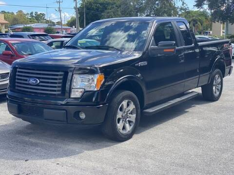2010 Ford F-150 for sale at BC Motors in West Palm Beach FL