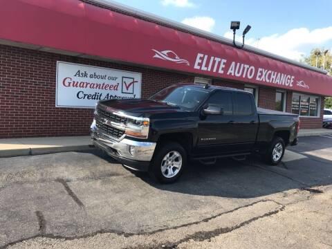 2016 Chevrolet Silverado 1500 for sale at Elite Auto Exchange in Dayton OH