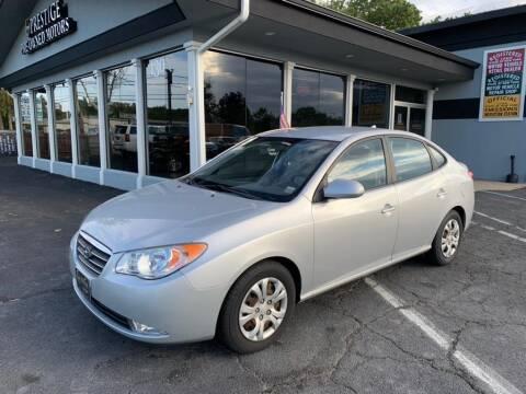 2009 Hyundai Elantra for sale at Prestige Pre - Owned Motors in New Windsor NY