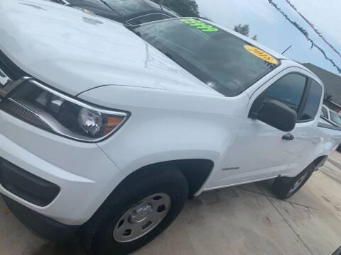 2018 Chevrolet Colorado for sale at Bizzarro's Championship Auto Row in Erie PA