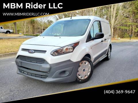 2014 Ford Transit Connect Cargo for sale at MBM Rider LLC in Alpharetta GA