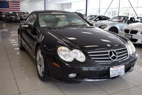 2006 Mercedes-Benz SL-Class for sale at Legend Auto in Sacramento CA