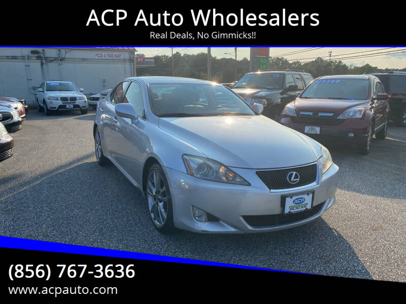 2008 Lexus IS 250 for sale at ACP Auto Wholesalers in Berlin NJ